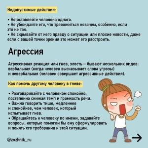 7. Помощь при тревоге и агрессии
